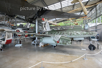 2019-07-05 Messerschmidt Me262 German Air Force