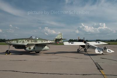 2016-05-29 D-IMTT Messerschmidt Me262
