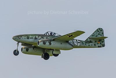 2019-09-14 D-IMTT Messerschmidt Me262