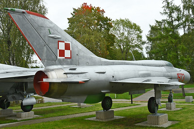 """MiG-21PF Fishbed-D """"1973 Red"""""""