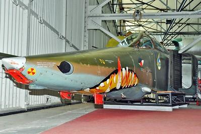 "MiG-23BN Flogger-H ""9863 Black"""