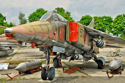"""MiG-23BN Flogger-H ""5734 Black"""