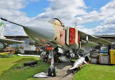 """MiG-23M Flogger-B """"74 Outline"""""""