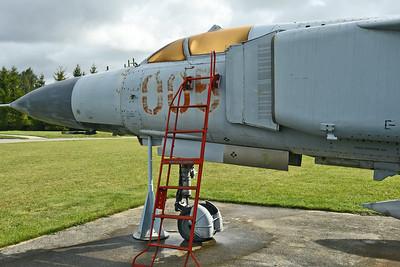 """MiG-23MF Flogger-B """"005 Red"""""""