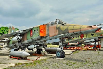 "MiG-23BN Flogger-H ""5734 Black"""
