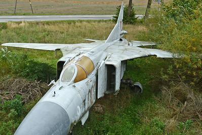 """MiG-23MF Flogger-B """"001 Red"""""""