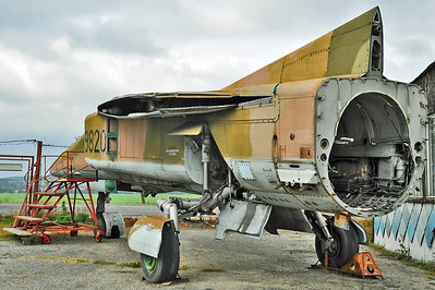 "MiG-23BN Flogger-H ""9820"""