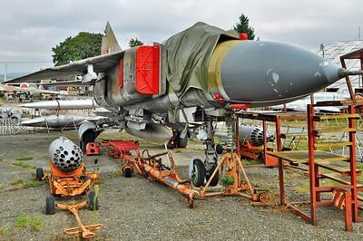 "MiG-23ML Flogger-G ""3304 Black"""