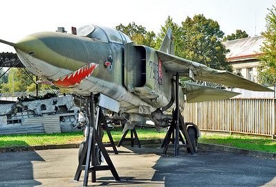 """MiG-23UB Flogger-C ""7905 Black"""