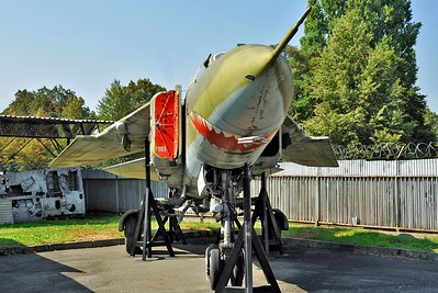 "MiG-23UB Flogger-C ""7905 Black"""