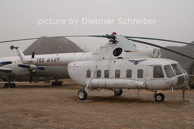 2011-03-18 762 Mil Mi8 China Air Force