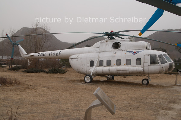 2011-03-18 756 Mil Mi8 China Air Force