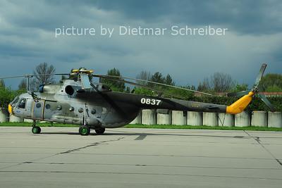 2014-04-09 0837 Mil Mi8 Czech AIr Force
