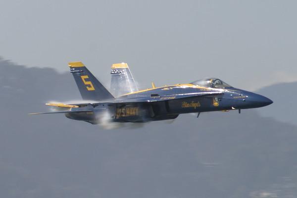 Fleet Week-Blue Angels 2011