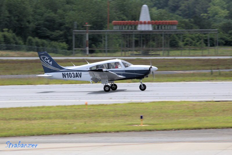 Piper PA-28-181 c/n 28-8390084   N103AV<br /> Flying to Infinity and Beyond LLC, Atlanta<br /> <br /> KPDK, DeKalb, GA,   05/28/2017<br /> This work is licensed under a Creative Commons Attribution-<br /> NonCommercial 4.0 International License