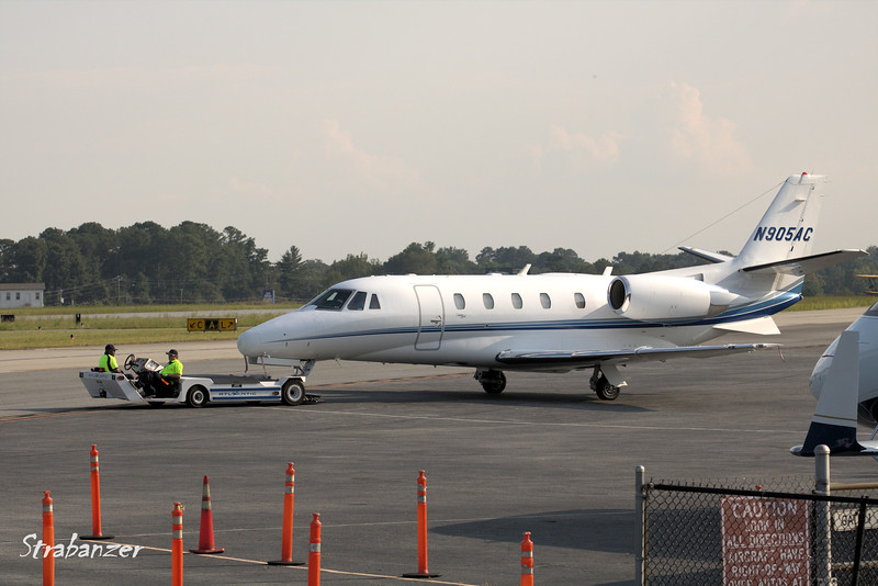 2001 CESSNA 560XL Citation N905AC  c/n 560-5196<br /> RCG-K2 AVIATION LLC, ATLANTA , GA, US <br /> <br /> KPDK, DeKalb, GA,   09/22/2017<br /> This work is licensed under a Creative Commons Attribution-<br /> NonCommercial 4.0 International License