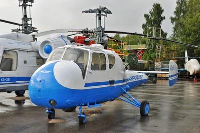 Kamov Ka-18 Hog CCCP-68627