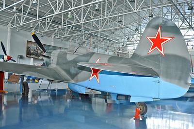 "Yakovlev Yak-9U Frank ""Unmarked"""