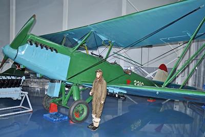 """Polikarpov R-5 """"3316"""""""