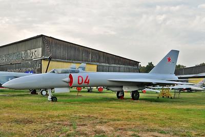 """Lavochkin La-250A Anaconda """"04 Red"""""""