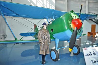 "Polikarpov I-15bis ""50 White"" (Replica)"