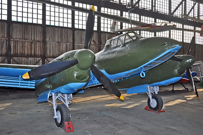 "Petlyakov Pe-2 Peshka ""Unmarked"""