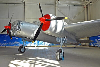 "Tupolev ANT-40 (SB) ""Unmarked"""
