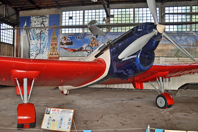 Tupolev ANT-25/RD URSS N025 (Replica)