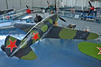 MiG-3 (Replica)