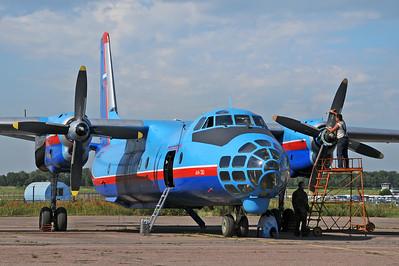 "Antonov An-30 ""30073"""