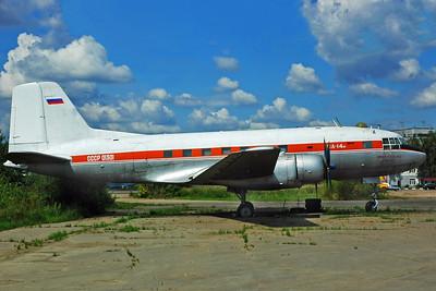 Ilyushin Il-14M Crate CCCP 01301