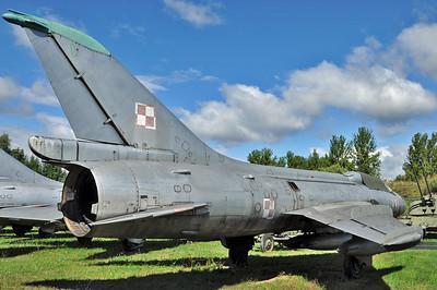 """Su-7U Moujik """"331 Red"""""""