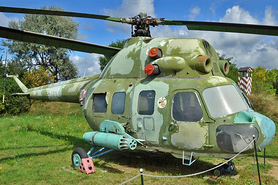"Mil Mi-2URN ""3101 White"""
