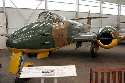 Meteor Prototype - Cosford