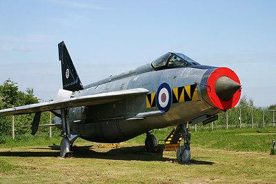 Lightning - East Midlands Aeropark