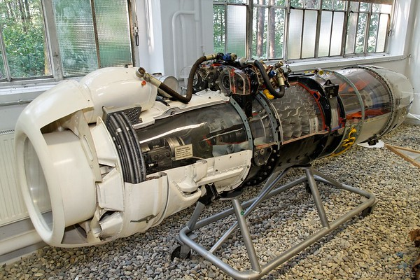 Engine for Ar 234 & He 162