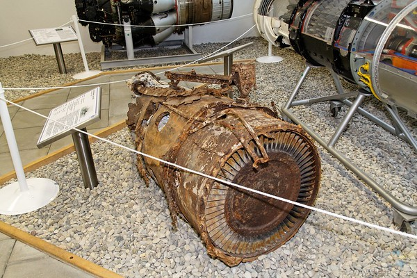 Engine for Me-262