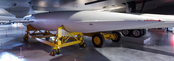 Hawker Siddeley Blue steel Nuclear stand off bomb