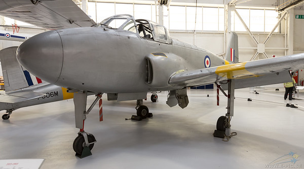 Hunting Percival jet Provost T1