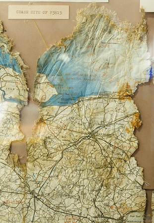 Main map of SE england found in remains of P3815