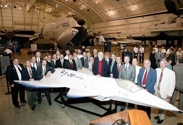 NASA X-36