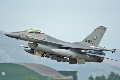 """F-16AM """"J-630"""""""