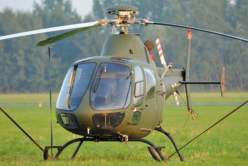 "Radom Air Show at Radom-Sadkow (EPRA) on August 27, 2011. Polish Air Force PZL SW-4 Puszczyk ""6623"" (cn 660319)."