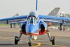 Radom Air Show at Radom-Sadkow (EPRA) on August 27, 2011. Patrouille de France Dassault-Dornier Alpha Jet E F-UHRF/3 (cn E46)