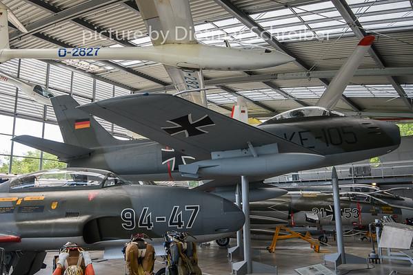 2019-07-05 KE-105 F86 Sabre German Air Force
