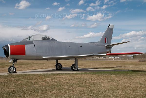 2007-04-27 19200 Canadair F86 Sabre