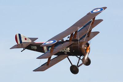 Old Warden Autumn Airshow 2011