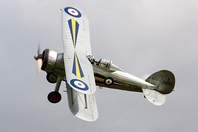 Old Warden Wings And Wheels 2014