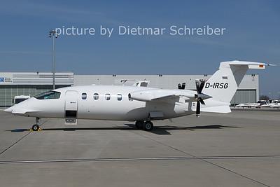 2021-03-30 D-IRSG Piaggio P180
