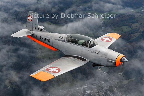 2014-10-25 HB-RBK Pilatus P3
